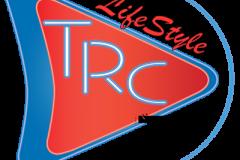Logo TRC Tv Neon