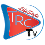 Logo TRC Tv Neon